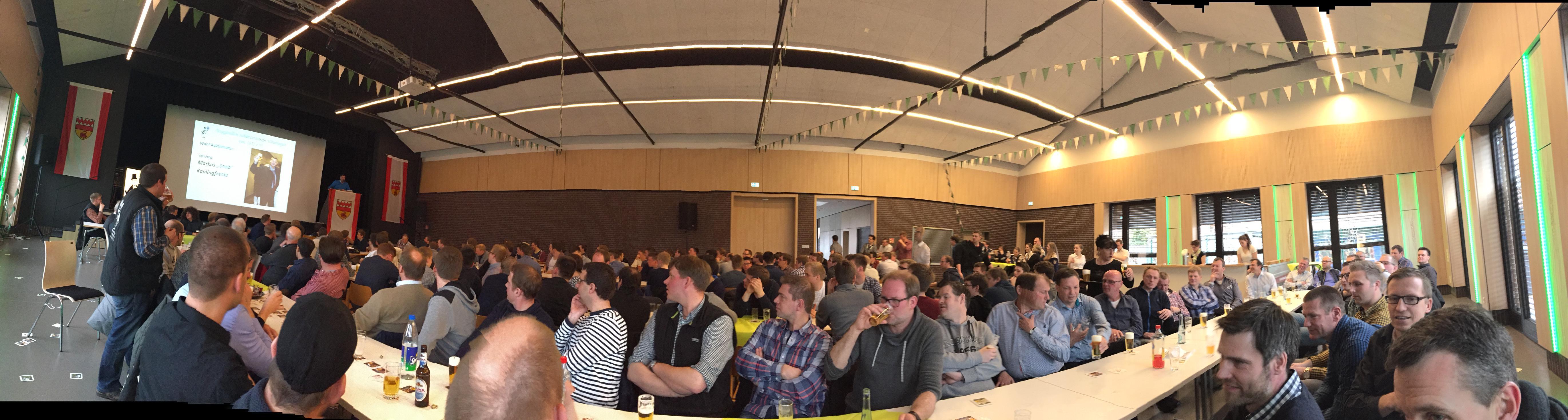 Über 100 Clients bei Veranstaltung in Wettringen – Freifunk Münsterland