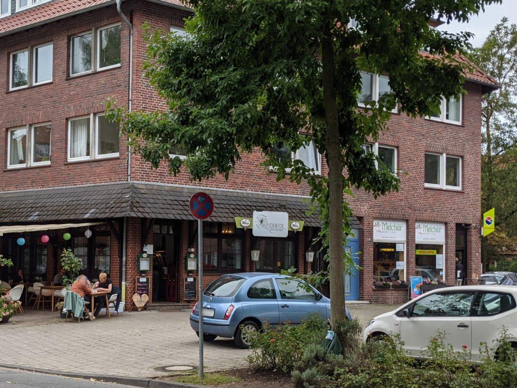 Außenansicht Standort Hoppendamm